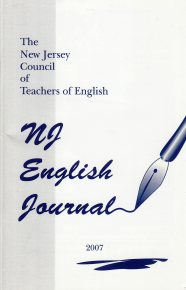 NJ English Journal cover