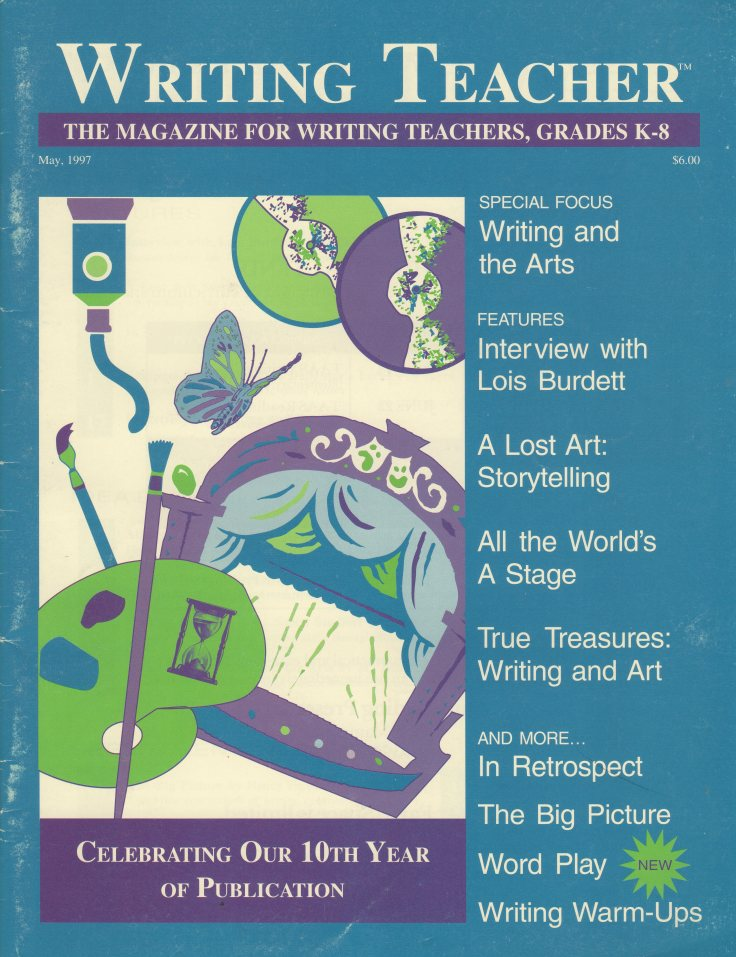 Writing Teacher cover